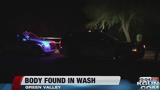 Missing man found dead in Green Valley - Video