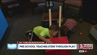 ITC: Preschoolers and STEM - Video