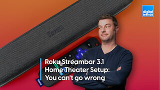 Roku Streambar 3.1 Home Theater Setup | You can't go wrong