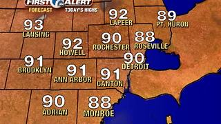 Record highs expected - Video