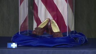 Missing Dorothy Slippers found by fbi
