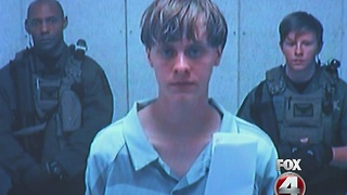 Dylann Roof private competency hearing - Video