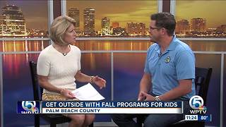 Adventure Awaits program offers nature opportunities for kids - Video