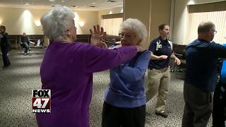 Sparrow Hospital teaching self defense for seniors - Video