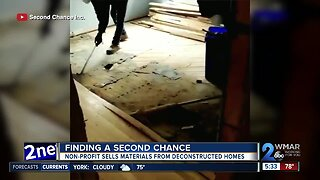 The non-profit Second Chance gives furniture, building materials and employees a new purpose