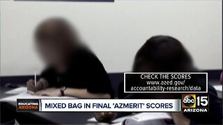 Mixed result for AZMerit test scores in Arizona