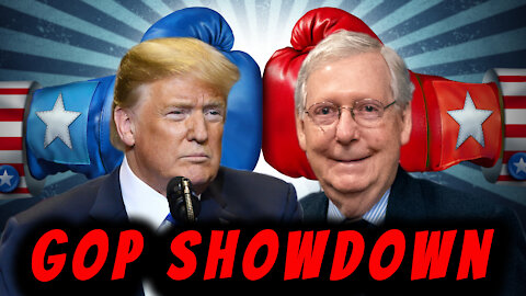 President Trump Shreds Mitch McConnell, Promises To Back Primary Candidates That Put America First