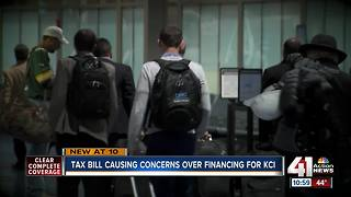 KC mayor: House tax bill could impact new KCI - Video