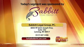 Babbitt Legal Group - 4/24/18 - Video