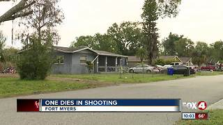 1 killed,1 injured in overnight shooting - Video