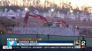 Lowes, Costco, Dicks Sporting Goods coming to Owings Mills Town Center - Video