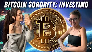 How do you like to invest in Crypto? Bitcoin Sorority: Investing chat