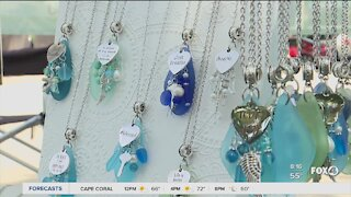 Local artisan spreads joy with jewelry during pandemic