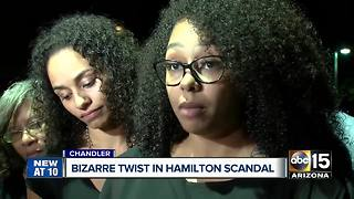 Mother of Hamilton High suspect speaks out - Video