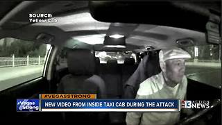 cab driver saves people - Video