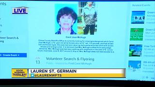 Search continues for missing Citrus County grandmother