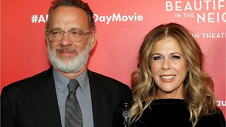 Tom Hanks And Rita Wilson Donate Blood To Fight COVID-19