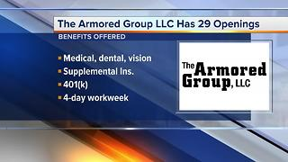 Workers Wanted: The Armored Group LLC - Video