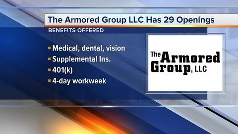 Workers Wanted: The Armored Group LLC