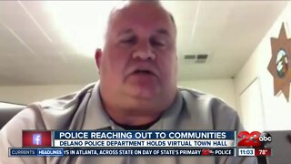 Delano Police speaks out on systemic racism