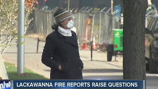 7 Eyewitness News Obtains Lackawanna Fire Reports - Video