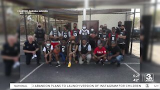 Positively the Heartland: Ex-gang member gives back to youth through sports