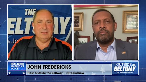 April 6, 2021: Outside the Beltway with John Fredericks