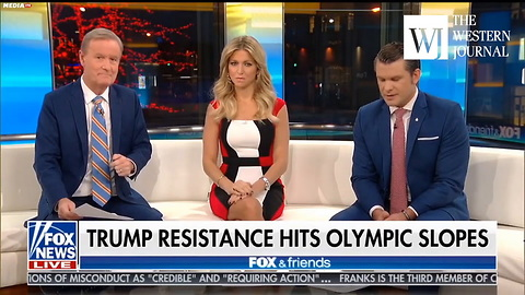 US Skier Says She Won't Be Representing Trump At Olympics, Now Fox Hosts Have A Message For Her