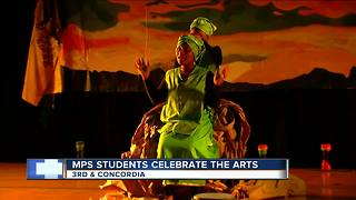 MPS students celebrate the arts - Video