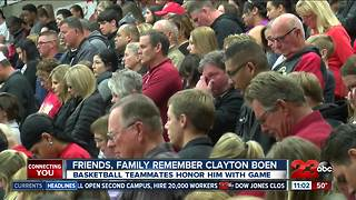 Honoring Clayton Boen's Memory - Video