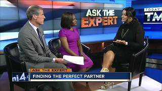 Ask the Expert: Finding the perfect partner - Video