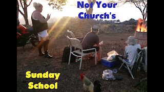 Not Your Church's Sunday School - Podcast