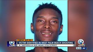 34-year-old man shot and killed in West Palm Beach - Video