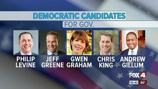 Democratic candidates are coming to Fort Myers - Video