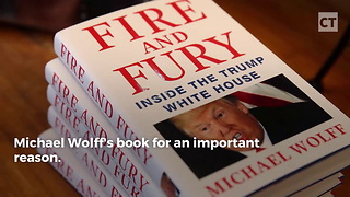 "White House Reveals ""Plans"" For Michael Wolff's Book - Video"