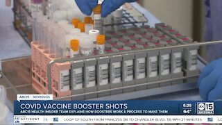 Health Insider: How booster shots work and are made
