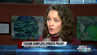 Complete Streets Tucson meeting