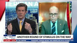 Larry Kudlow on Newsmax