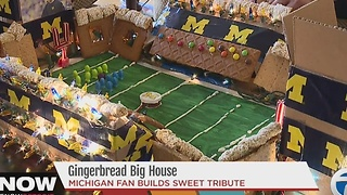 Gingerbread Big House - Video