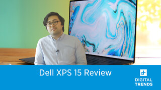 Dell XPS 15 Review: The best 15 inch laptop