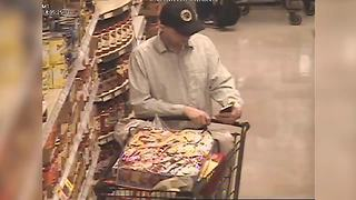 Man wanted for questioning in Wegmans grocery theft