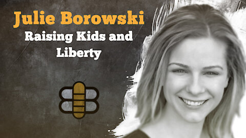 Liberty and Kid's books: Julie Borowski Interview