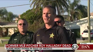 Roy Halladay Dies In Plane Crash In Gulf Of Mexico - Video