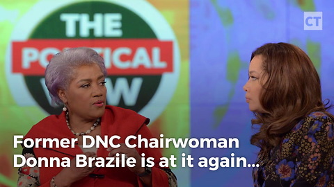 "Brazile Says Obama ""Leeched"" Off Party"