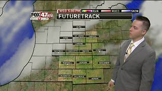 Dustin's Forecast 1-16 - Video
