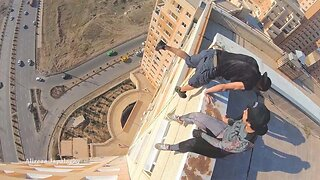 Daredevil Risks His Life With Dangerous Stunts In Honour Of Missing Father