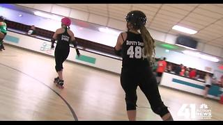 Roller Derby brings out strength in participants - Video