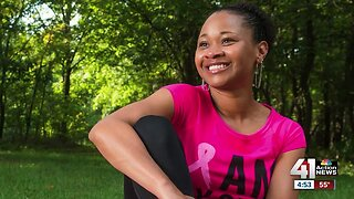 Lenexa woman reveals mental health challenges that cancer patients face