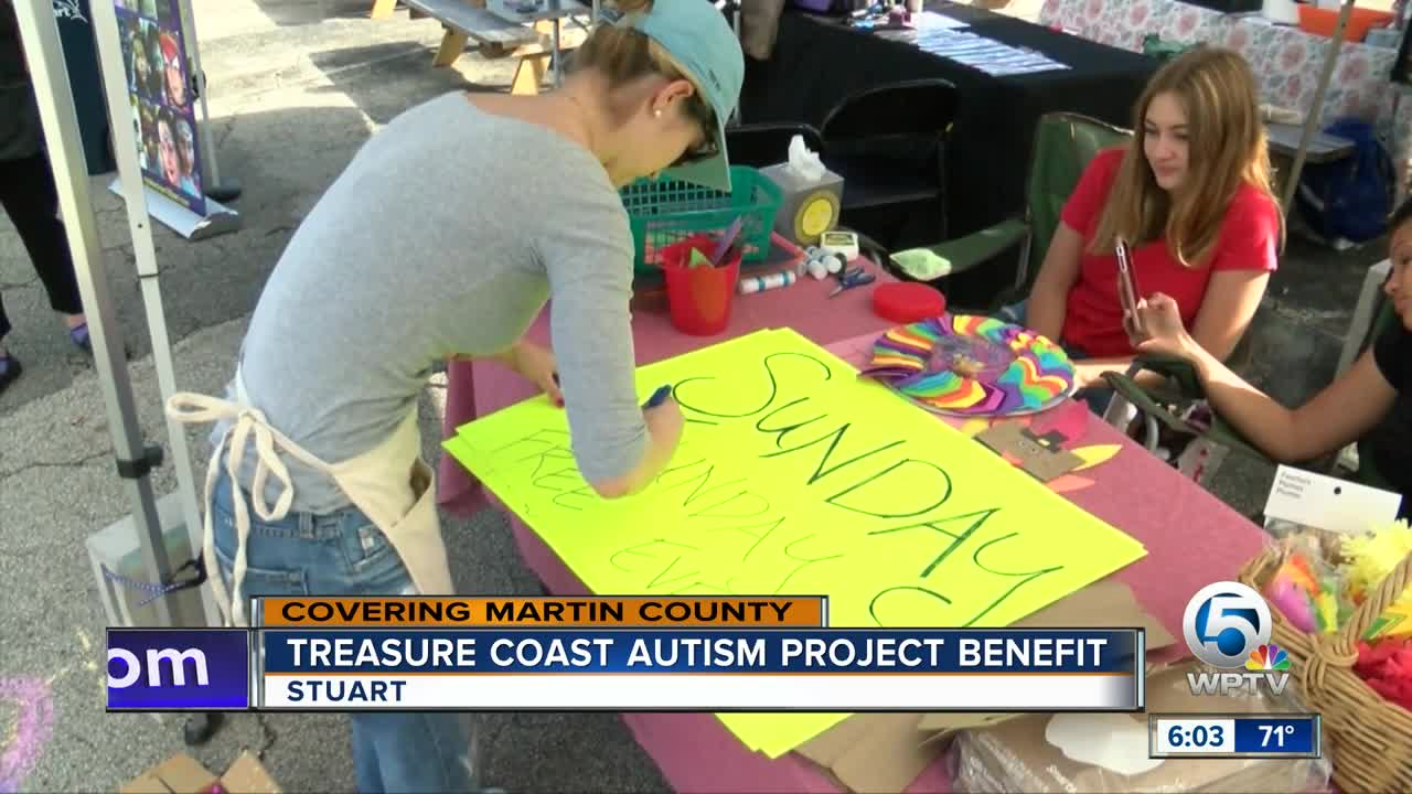 Benefit for the Treasure Coast Autism Project