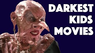 The Darkest Kids Films Ever - Video